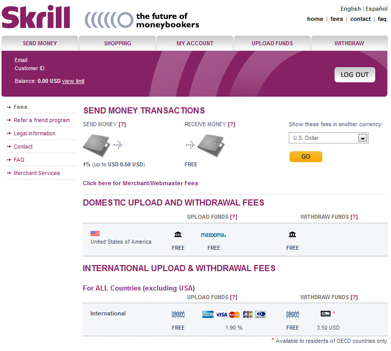 skrill multiple accounts